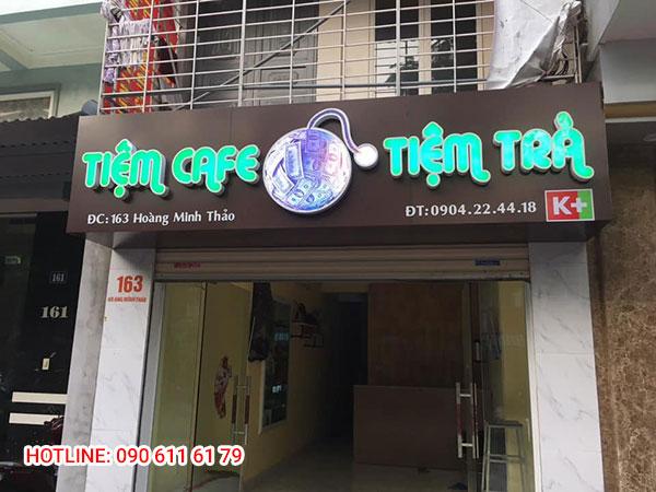 lam bien quang cafe gia re hai phong